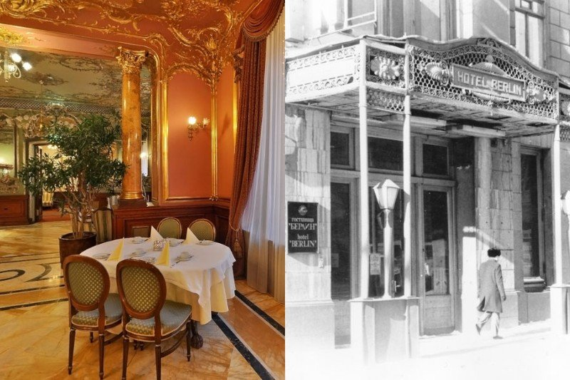 Ресторан «Савой»: история создания и особенности меню