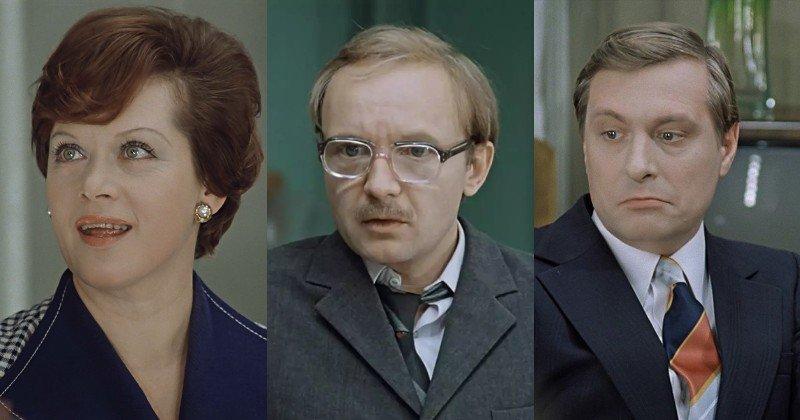 рейтинг советский фильмов