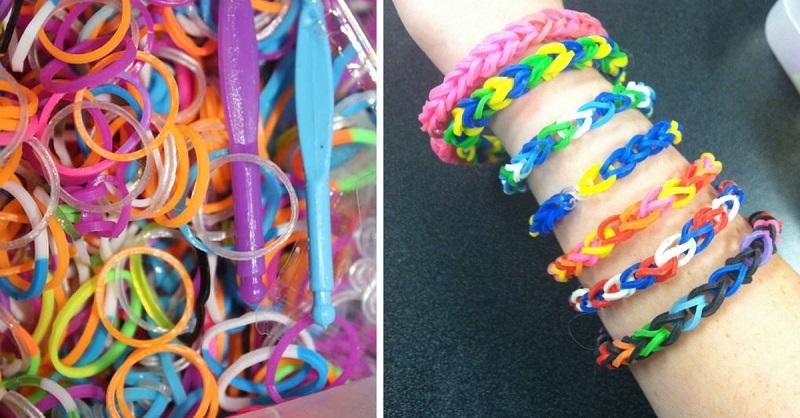 Все способы плетения браслетов из резиночек на
