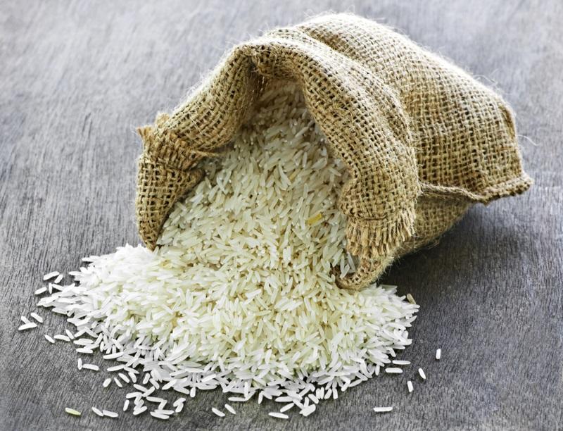 ryža a ryžové krúpy
