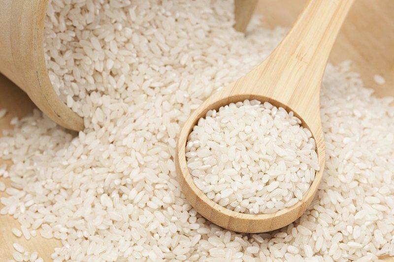 как варить рис пропаренный