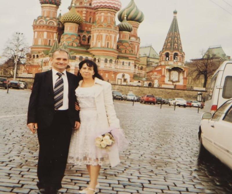 родители супруга и жена