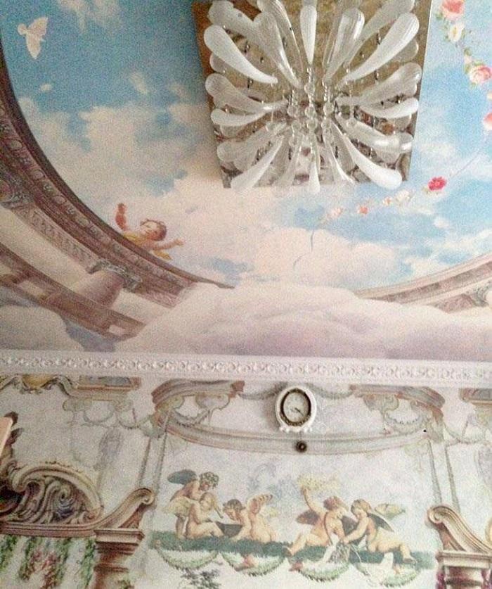 luxusné interiérové prvky