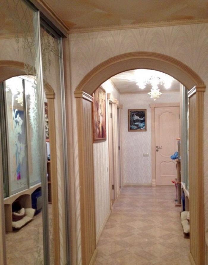 luxusné byty interiérov