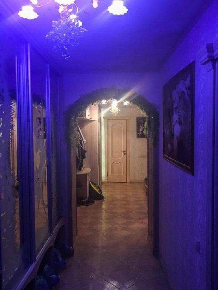 luxusný apartmán fotografie