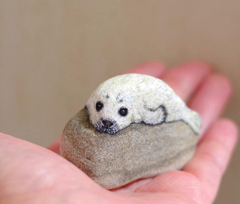 камни в виде животных