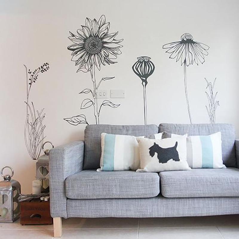 dekor interiéru kužeľov