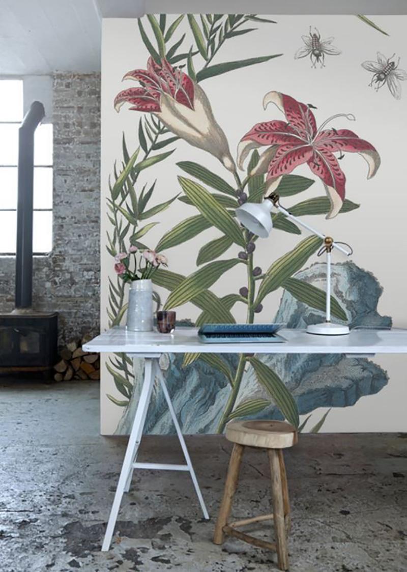 dizajn a výzdobu interiéru vlastnými rukami