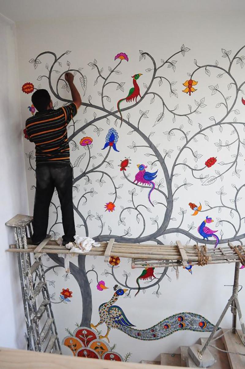 dizajnu a dekorácie interiéru