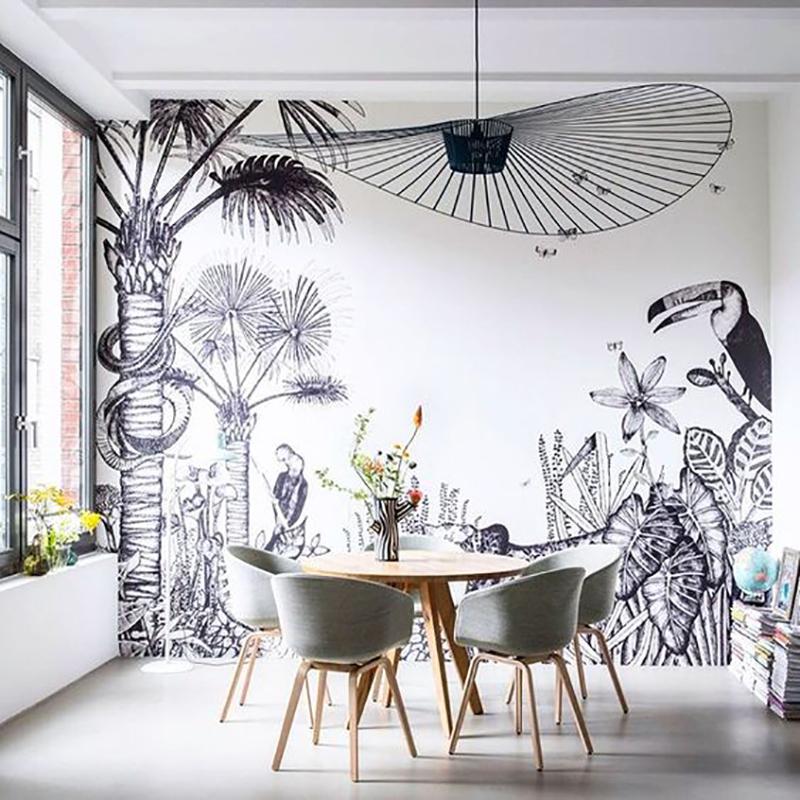 dekor interiéru spálne