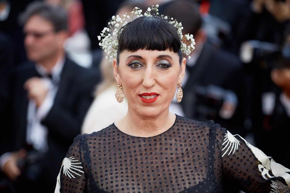 Почему харизма важнее смазливой внешности, на примере актрисы Росcи де Пальма