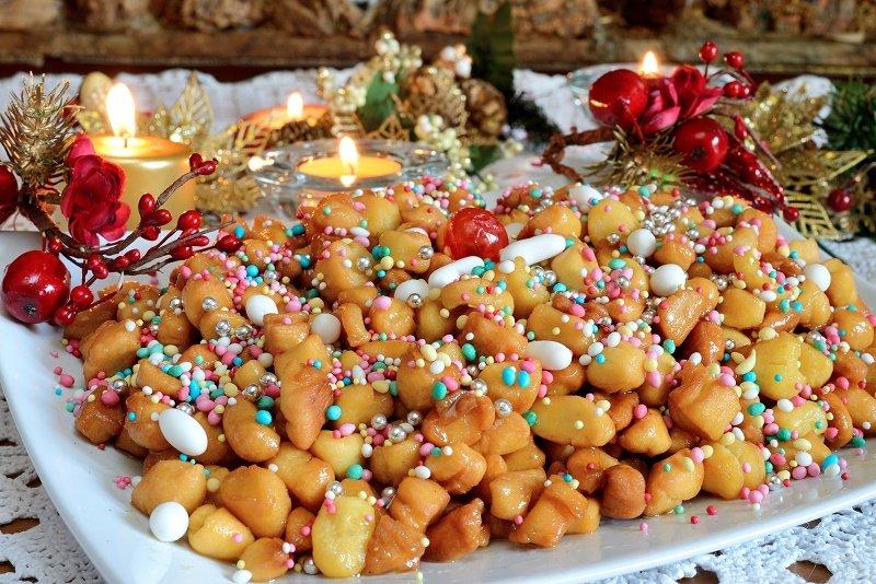 рождественские сладости рецепты