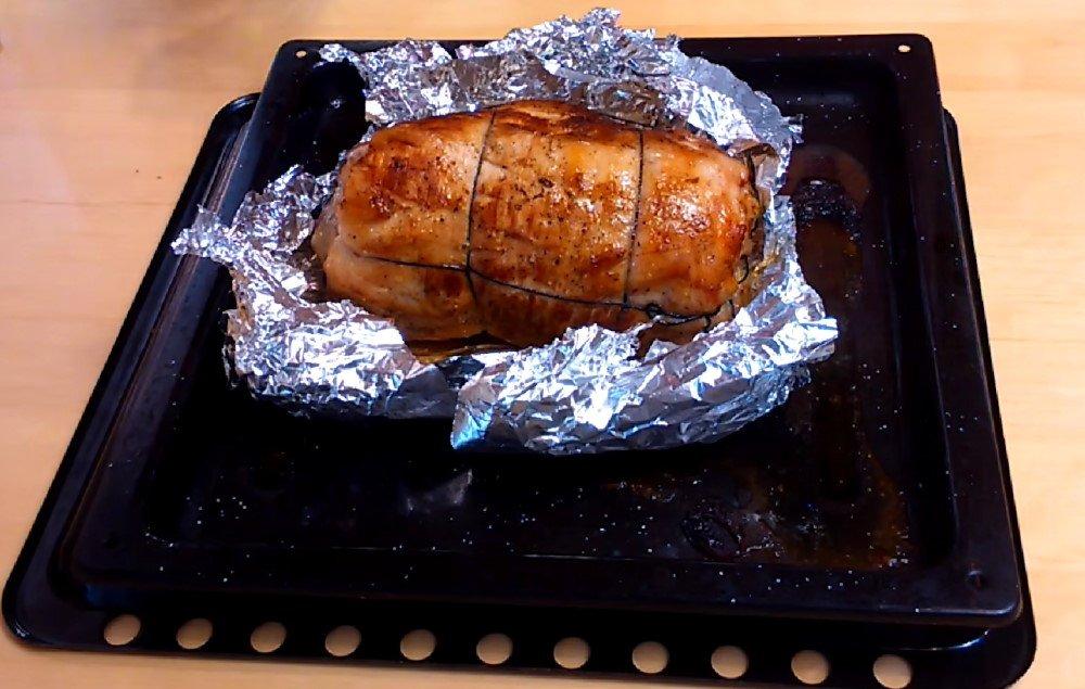 Кулинарный изыск, который заменяет покупную колбасу на праздничном столе Кулинария,Духовка,Закуски,Лайфхаки,Мясо,Обед,Свинина,Ужин