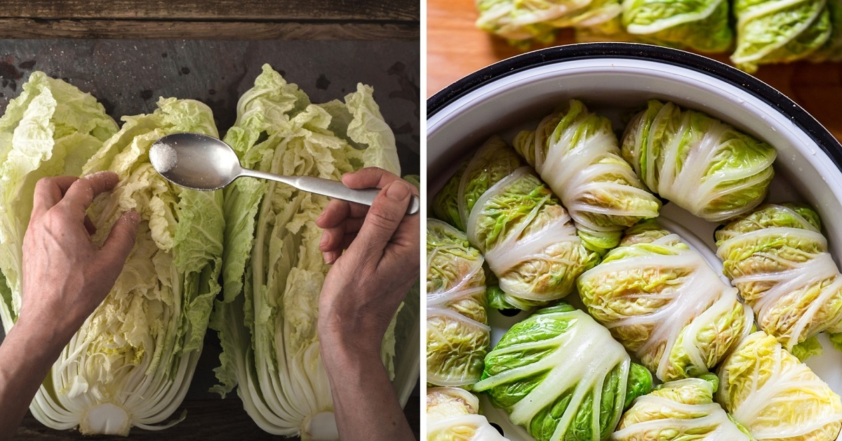 Инструкция по приготовлению рулетов из жареной пекинской капусты в кляре thumbnail