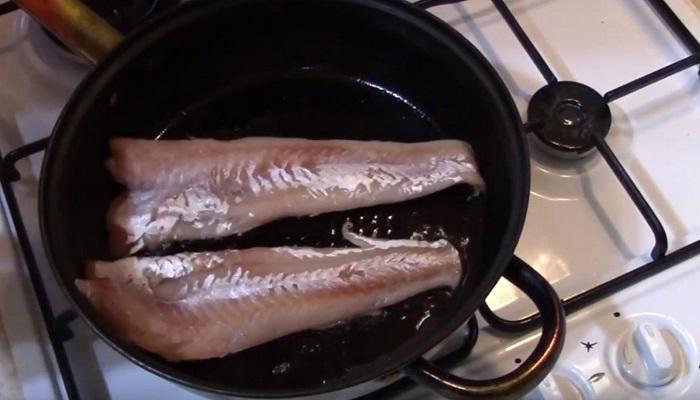 рыба в тесте