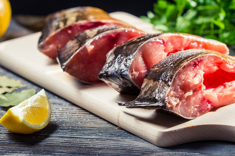 рыба запеченная овощами духовке