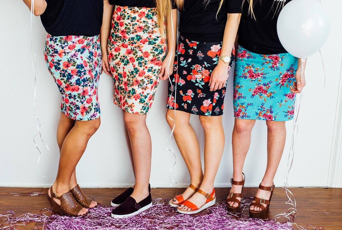 С чем носить юбку летом, да так, чтобы никакие табу не нарушить
