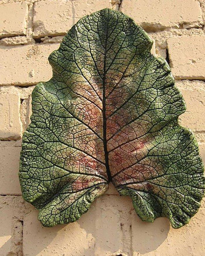 декоративные листья деревьев