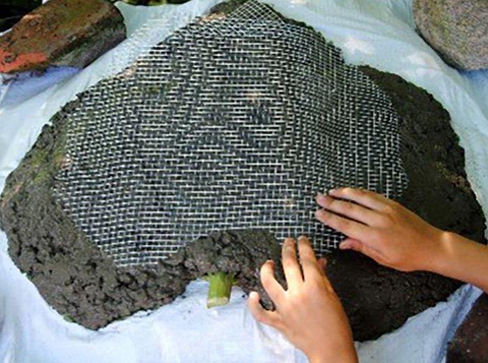 Как сделать руки из бетона 536
