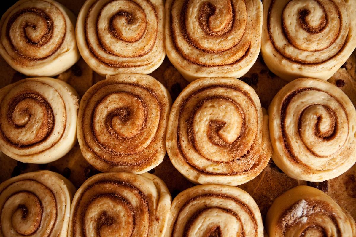 Рецепт сахарных булочек из четырех составляющих