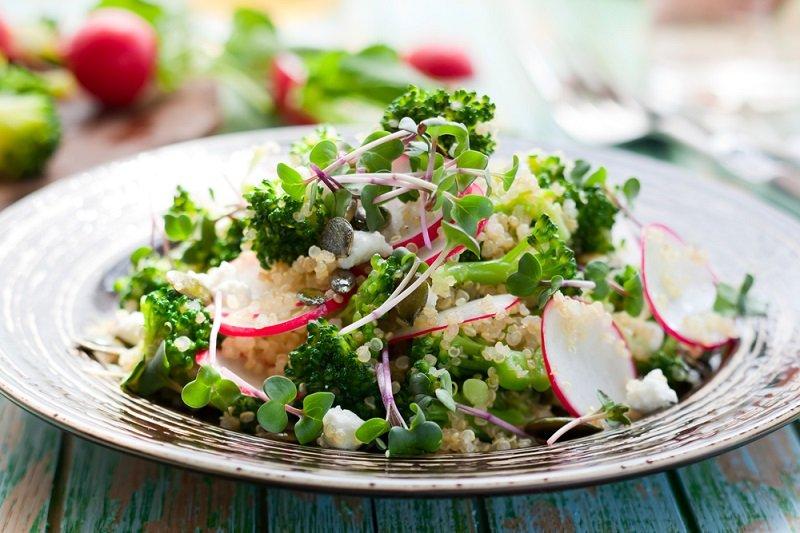 Салат «Любимая капуста» для тех, кто сидит на диете. Американки от него в восторге!