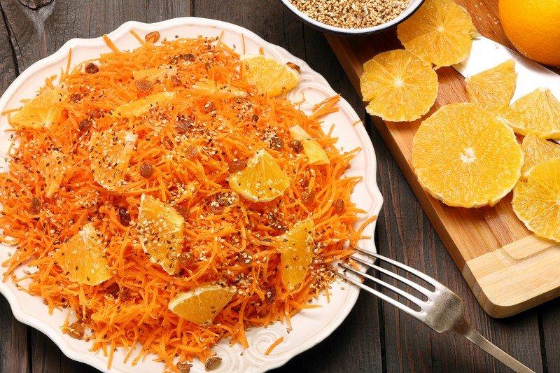легкий салат рецепт