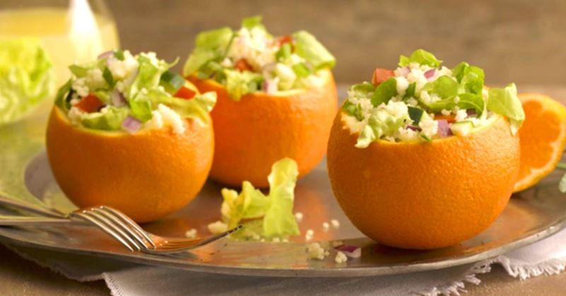 новогодний салат без яиц