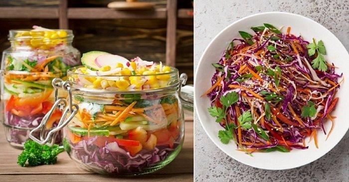 Салат «Радуга»: и на ужин, и на день рождения! Тебе понадобится: консервированная кукуруза, огурцы…
