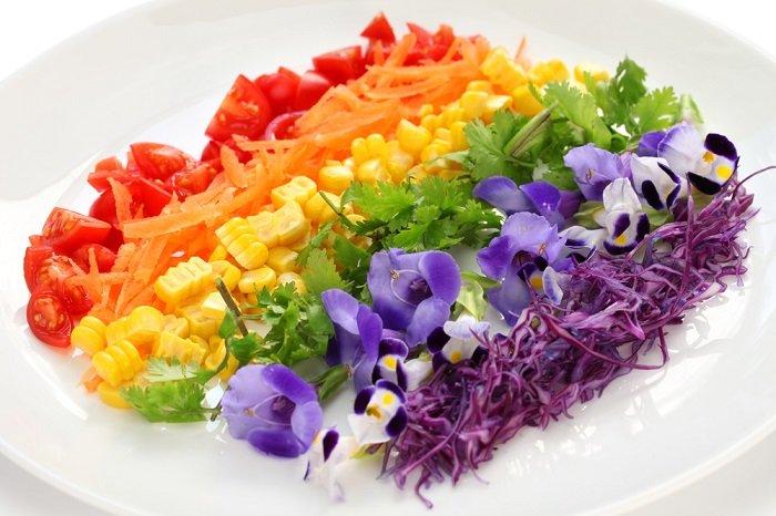вкусный салат с перцем