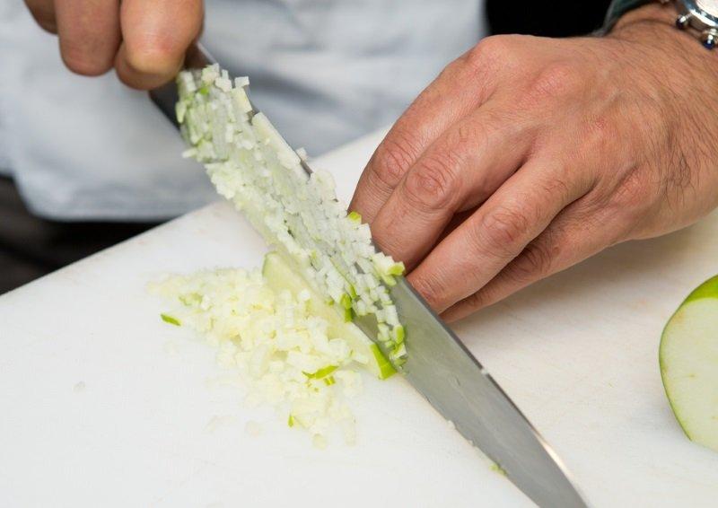 куриный салат легкий