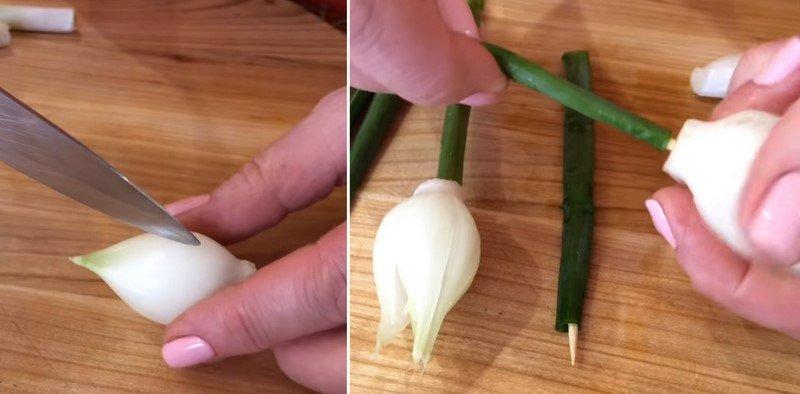 салат легкий и быстрый