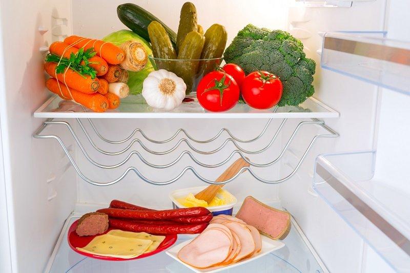 легкие салаты из простых продуктов