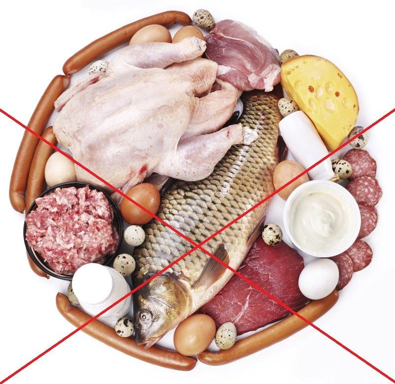 Такая диета позволяет ежедневно терять 0,,8 кг веса.