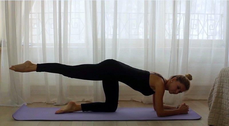 упражнения на вытягивание ног