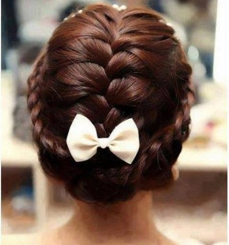 бантик для волос