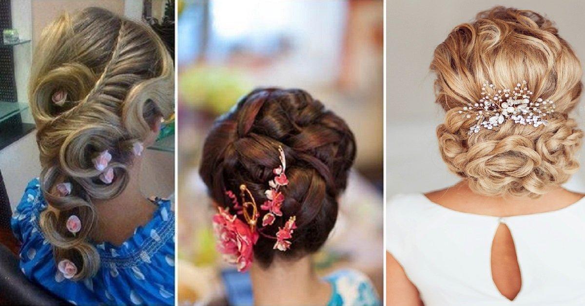 10 великолепных причесок, которые достойны носить даже диснеевские принцессы!