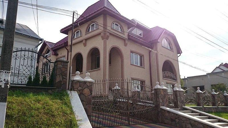 красивые дома в селе