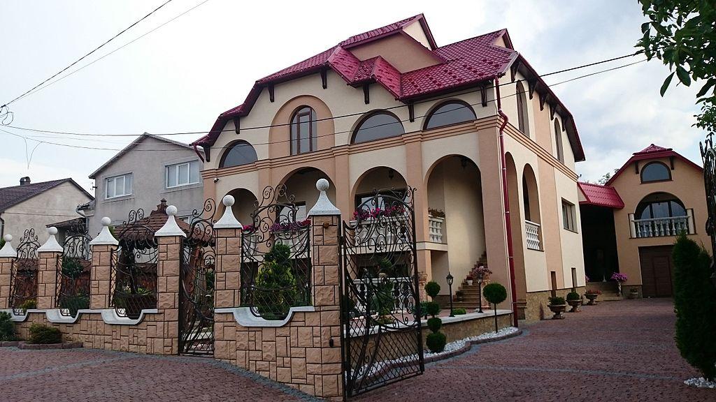 красивая архитектура