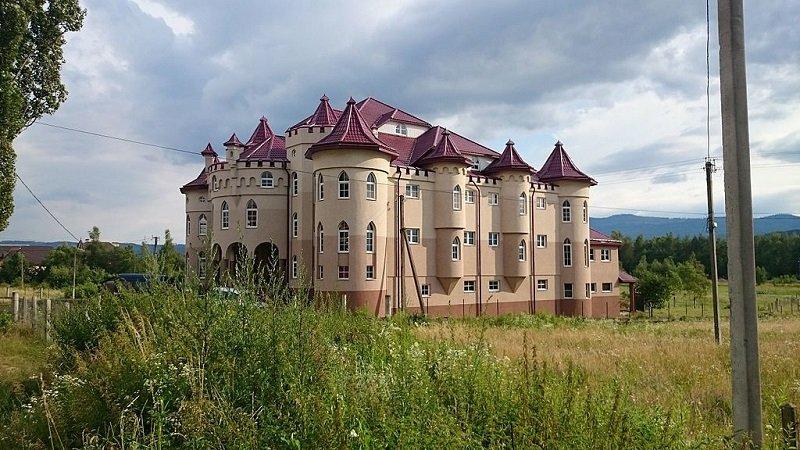 закарпатское село