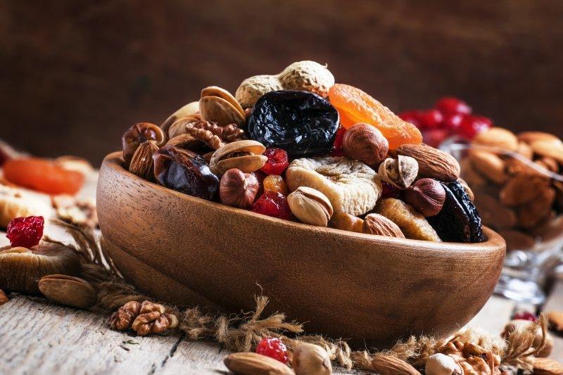 самые полезные орехи для мужчин