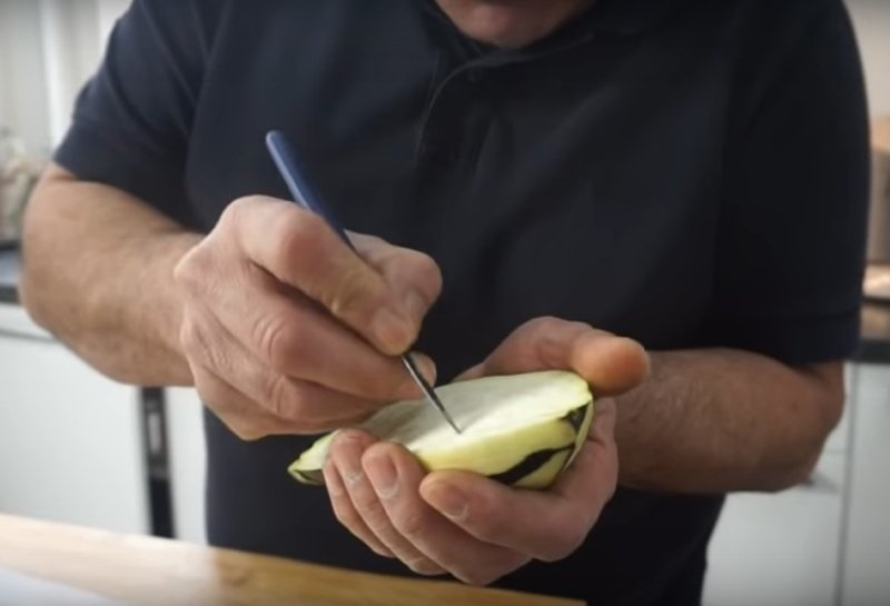 баклажаны в духовке без майонеза