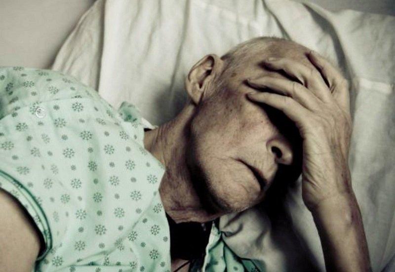поведение человека больного раком