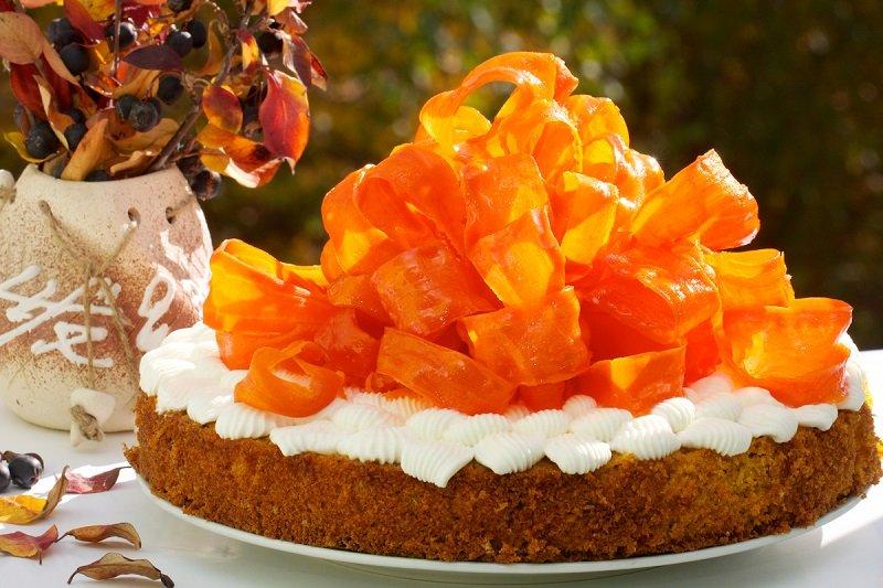 Самый вкусный морковный торт