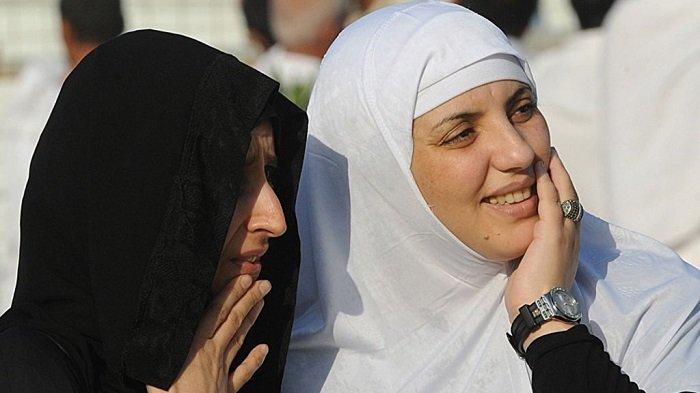 роль женщины в саудовской аравии