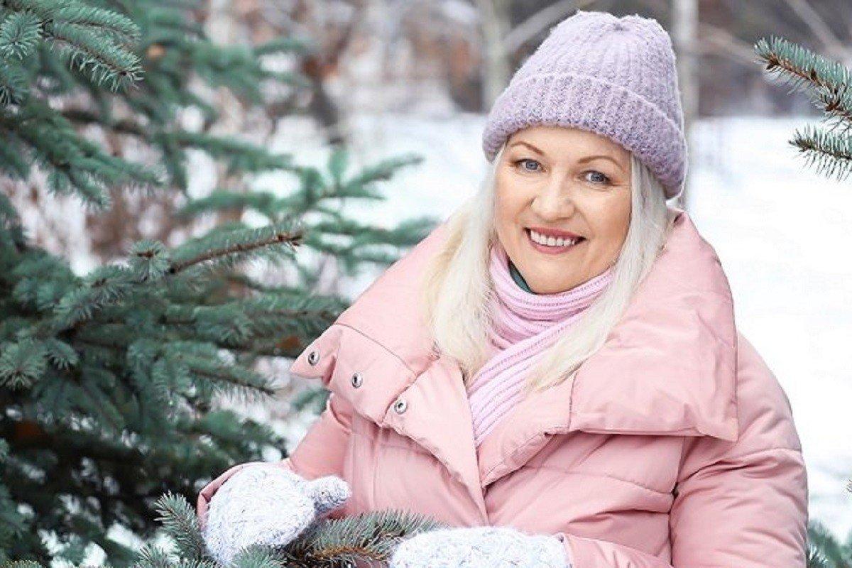 Что поможет вернуть потраченную на детей молодость пятидесятилетней даме