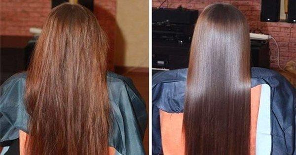 Секретное средство для здоровых волос. Для всех, кто мечтает о шикарной шевелюре!