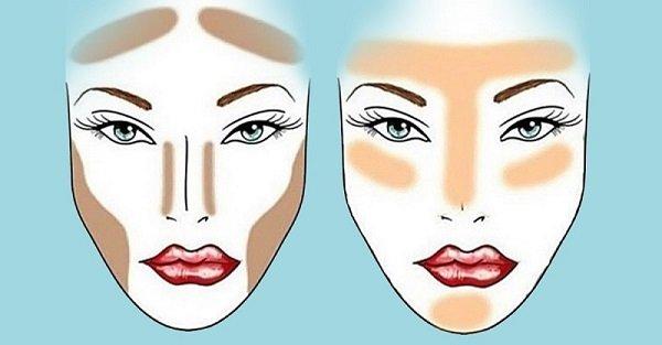 секреты макияжа фото