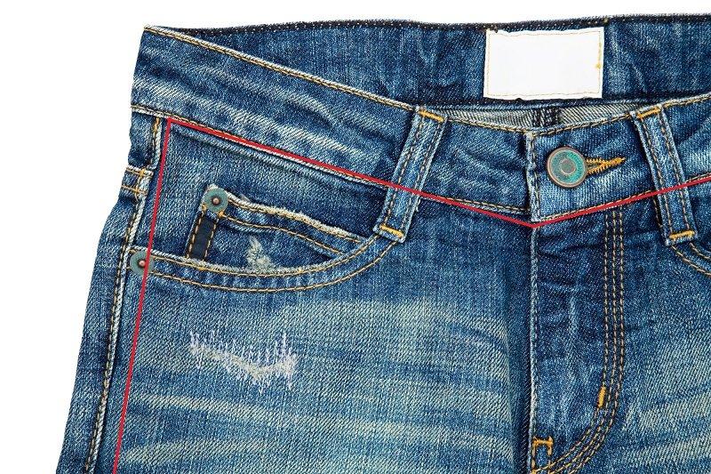старые джинсы вторая жизнь