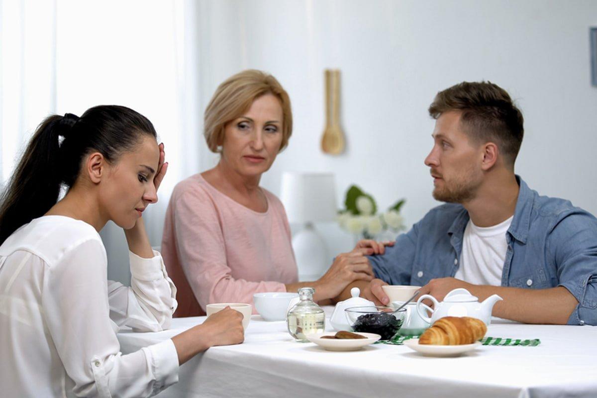 жилищные условия молодых семей