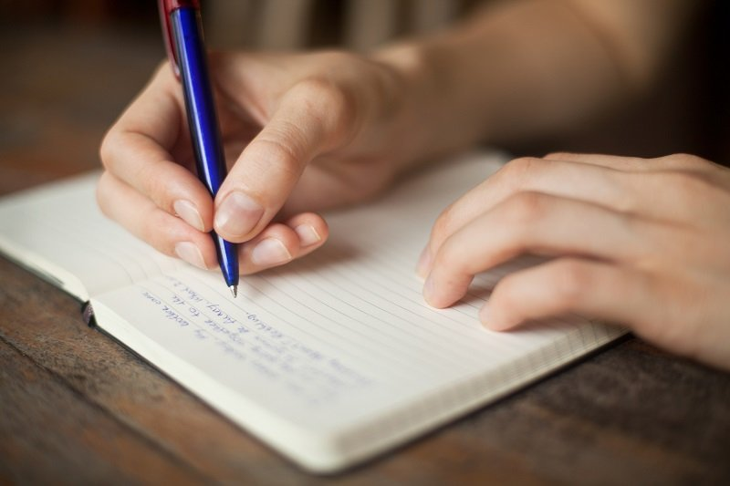 как начать вести дневник